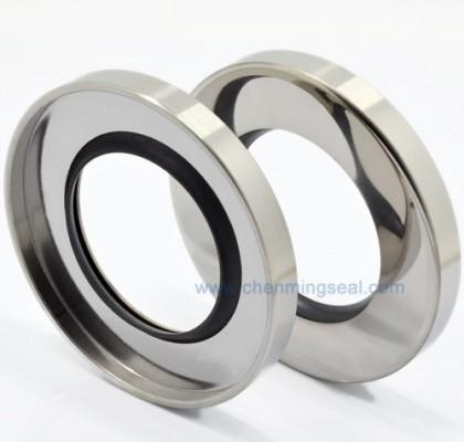 Single Lip PTFE Oil Seals For Vacuum Pumps