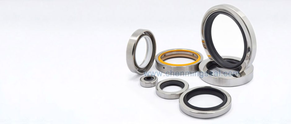 PTFE Oil Seals High Pressure Fast Rotary