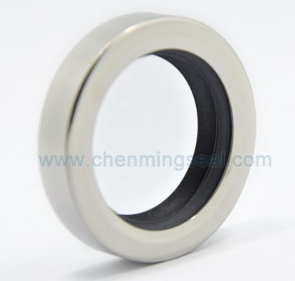 High Pressure Dual Lip PTFE Oil Seals Upto 6Mpa