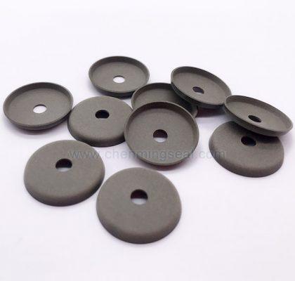 四氟皮碗 PTFE活塞环 无油密封件